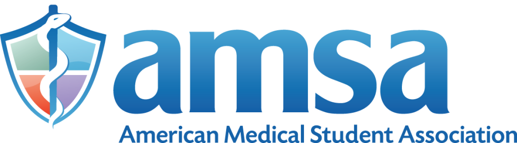 american medical student association logo