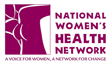 national womens health network logo