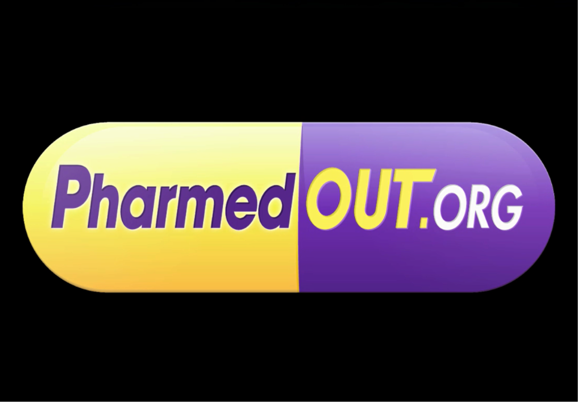 pharmed out logo